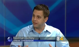 Rodman Schley on CBS